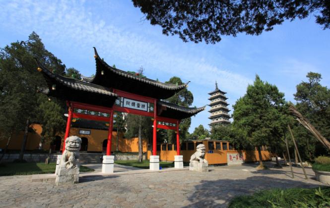 揚州大明寺