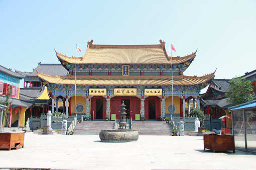 浙江湖州德清永宁寺